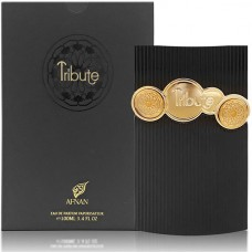Afnan Tribute Black 100ml EDP Perfume For Men