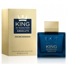 Antonio Banderas King Of Seduction Absolute 100ml EDT Perfume For Men