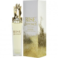 Beyonce Rise Sheer 100ml Perfume For Women