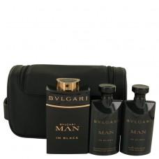 Bvlgari Man In Black Perfume Gift Set