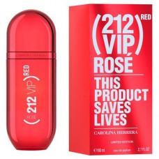 212 VIP Rose Red Carolina Herrera 80ml EDP for women