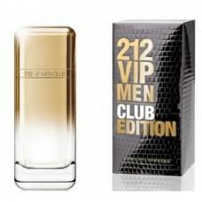 Carolina Herrera 212 VIP Club 100ml EDT Perfume For Men