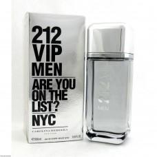 Carolina Herrera 212 VIP NYC 200ml EDT For Men