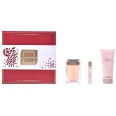 Cartier La Panthere Perfume Gift Set For Women