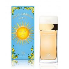 Light Blue Sun Dolce&Gabbana 100ml EDT for women