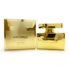 Dolce & Gabbana The One Gold 2014 Edition 75ml EDP For Women