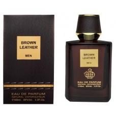 Fragrance World Brown Leather 100ml EDP Men