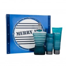 Le Male Jean Paul Gaultier 3 Piece Gift Set for men