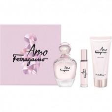 Amo Ferragamo Salvatore Ferragamo Gift Set For Women