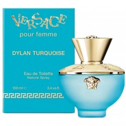 Versace Pour Femme Dylan Turquoise Versace 100ml EDT for women