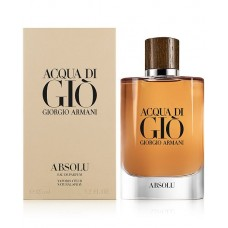 Acqua Di Gio Absolu Giorgio Armani 125ml EDP For Men