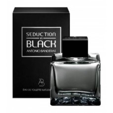 Antonio Banderas Seduction In Black 100ml EDT Perfume For Men