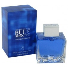 Antonio Banderas Blue Seduction 100ml EDT Perfume For Men