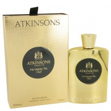 Atkinsons His Majesty The Oud Atkinsons 100ml EDP for men