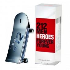 212 Heroes Forever Young Carolina Herrera 90ml EDT for men