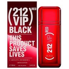 212 VIP Black Red Carolina Herrera 100ml EDP for men