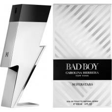 Bad Boy Superstars limited Edition Carolina Herrera 100ml EDT for Men
