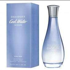 Davidoff Cool Water Intense Woman 100ml EDP for Women