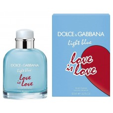 Light Blue Love Is Love Pour Homme Dolce&Gabbana 125ml EDT for men