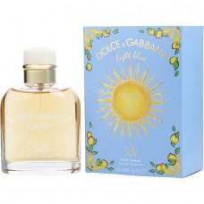 Light Blue Sun Pour Homme Dolce&Gabbana 125ml EDT for men