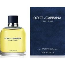 Dolce & Gabbana Pour Homme 125ml EDT For Men