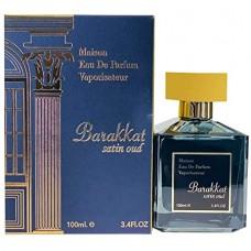 Barakkat Satin Oud Perfume 100ml EDP for men and women