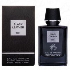 Fragrance World Black Leather Eau De Parfum 100ml for Men