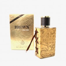 Brown Orchid Gold Edition Perfume 80ml EDP for men and women