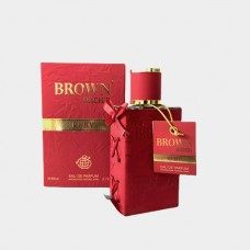 Brown Orchid Ruby Perfume 80ml EDP for men and women