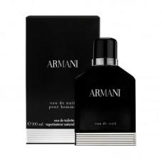 Eau De Nuit by Giorgio Armani 100ml EDT For Men