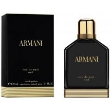 Armani Eau de Nuit Oud by Giorgio Armani 100ml EDP For Men