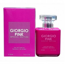 Giorgio Pink Special Edition EDP 100ml Perfume For Women