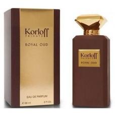 Korloff Royal Oud 88ml EDP Perfume For Men