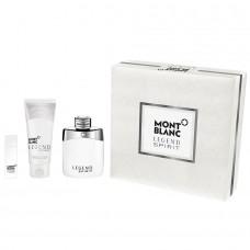 Mont Blanc Legend Spirit Perfume Gift Set
